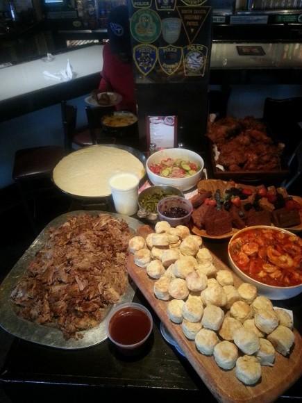Laini shares brunch goodies