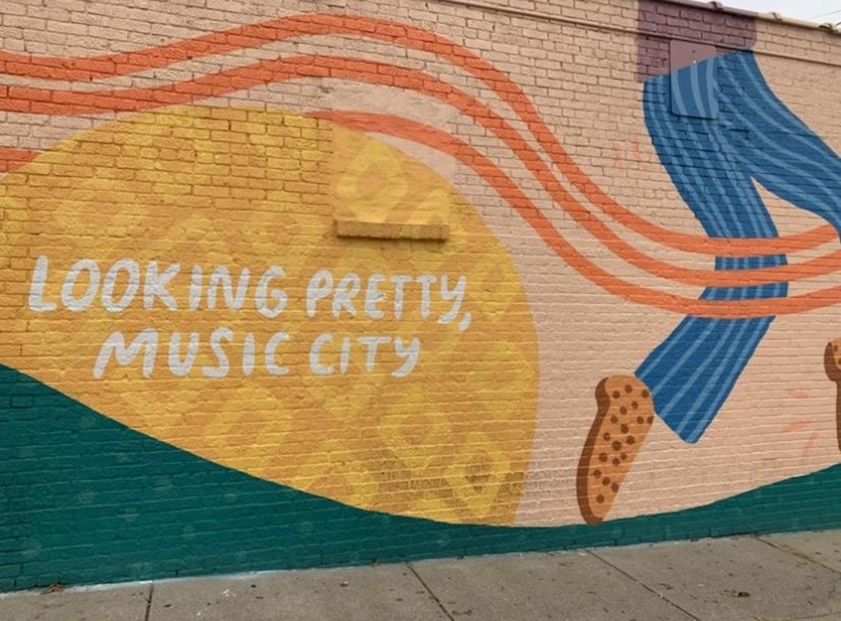 The Out South Murals To Know in Nashville