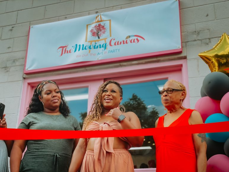 the-moving-canvas-grand-opening-rhonda-shaw